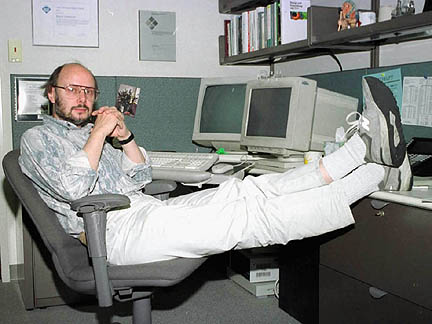 Bjarne Stroustrup, the creator of C++