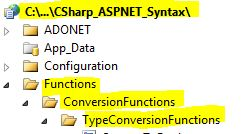 C-Sharp ASP.NET Syntax Functions ConversionFunctions ConvertToDecimal
