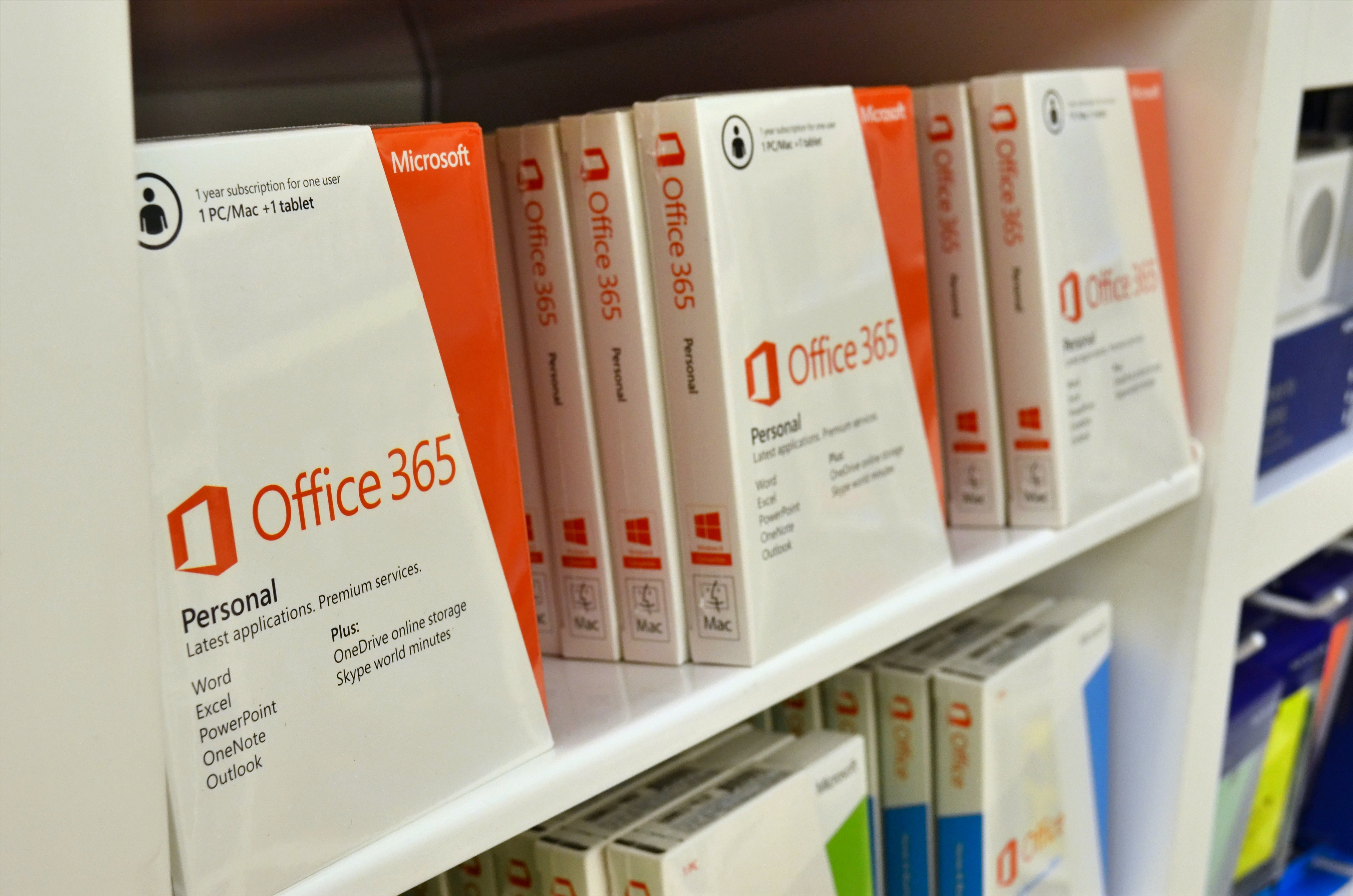 Office 365 retail pack