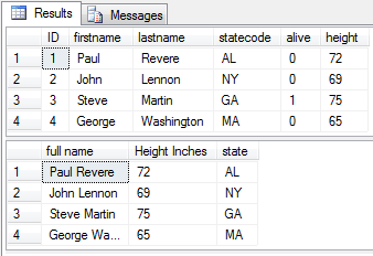 SQL Server Bitwise