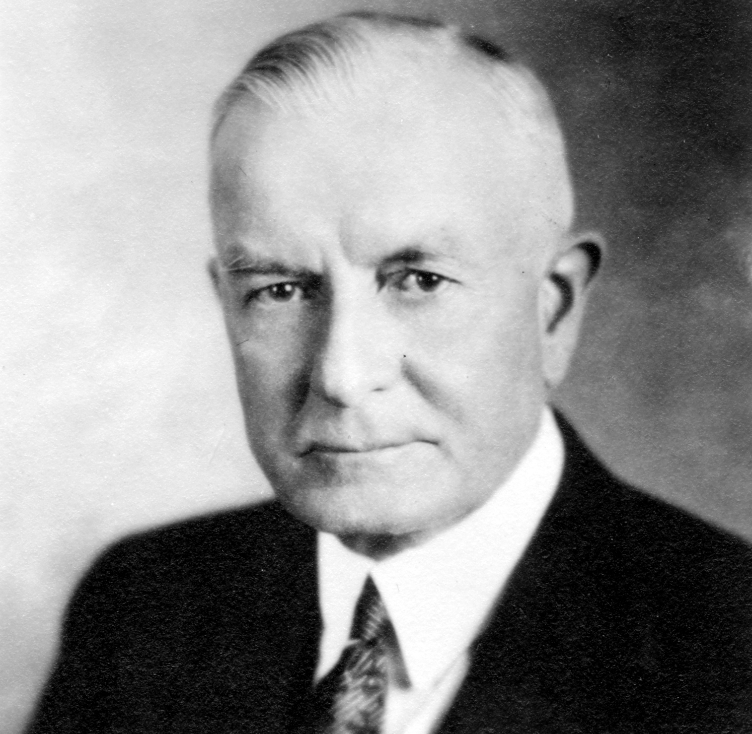 image of IBM President Thomas J. Watson, @1920s, from IBM Corporate Archives