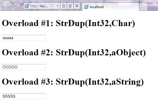VB.NET Syntax StringManipulation StrDup screenshot