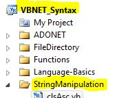 VB.NET Syntax StringManipulation FormatNumber